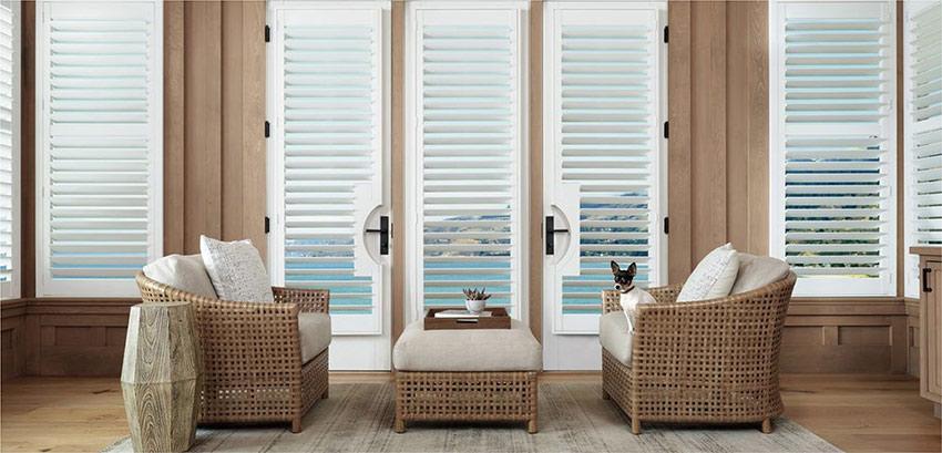 Window Treatments: Interior Shutters
