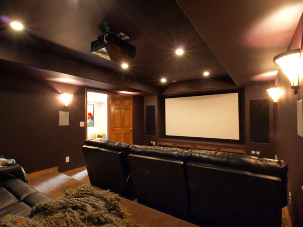 Theater Rooms Home Builder Arvada Colorado
