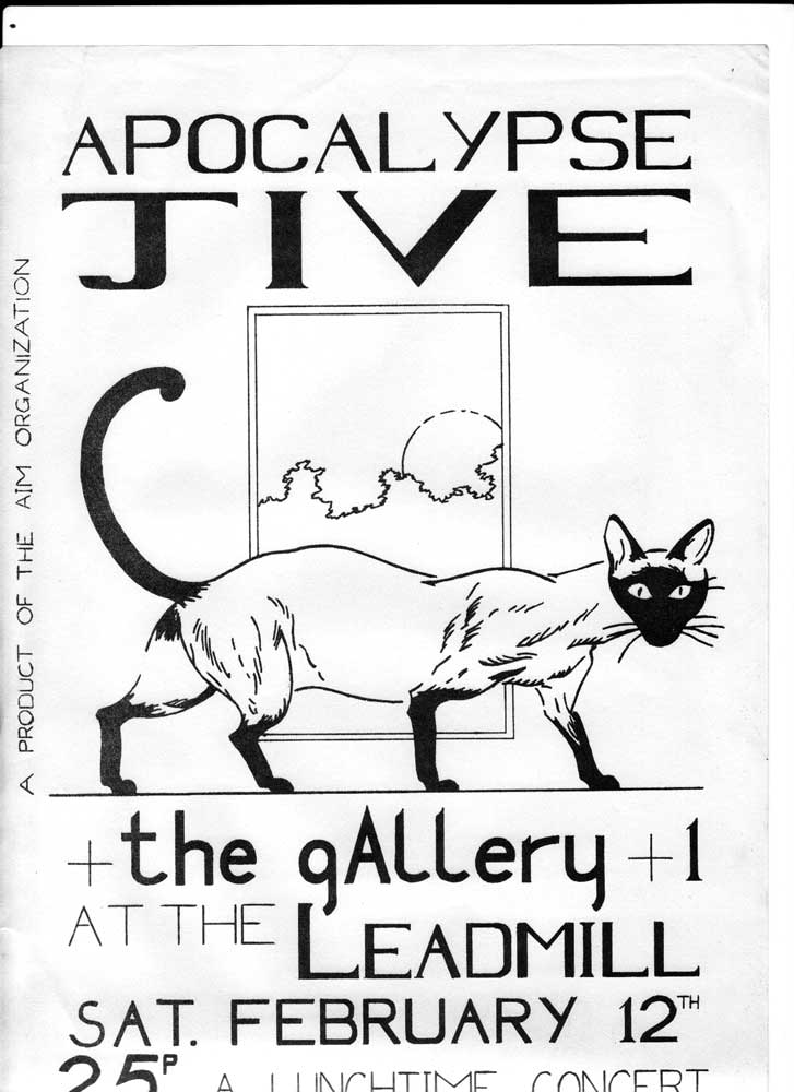 Apocalype Jive / Gallery – Leadmill