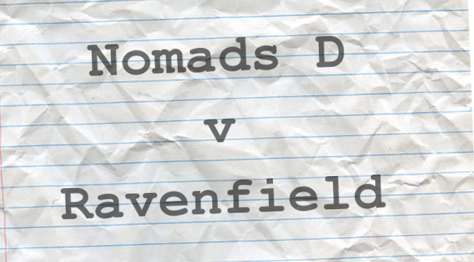 Nomads D vs Ravenfield