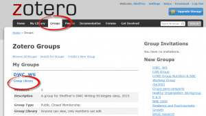 Zotero_groups