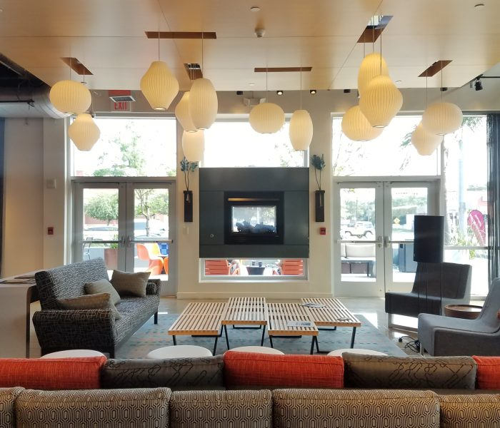 Places to Host Events: Aloft Houston Galleria