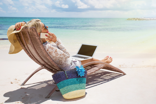 Why Entrepreneurs Need Vacations