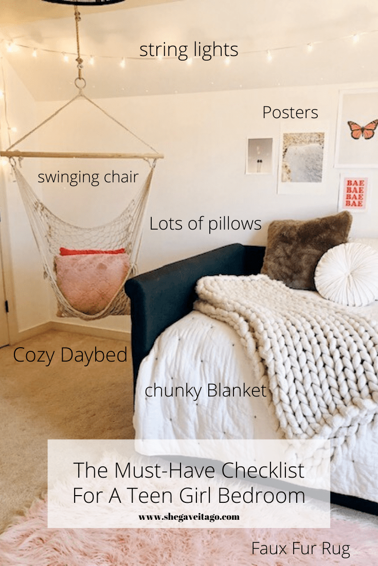 These design tips will help you when remodeling your bedroom to give it a modern touch. Teen Girl Bedroom Essentials A Complete Checklist She Gave It A Go
