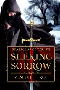 GUARDIANS OF TERATH- SEEKING SORROW cover proof