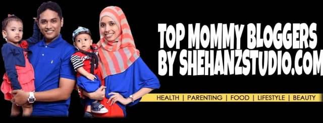 SEGMEN TOP MOMMY BLOGGERS