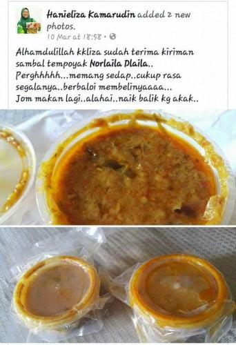sambal-tempoyak-ikan-bilis-petai-dilaila