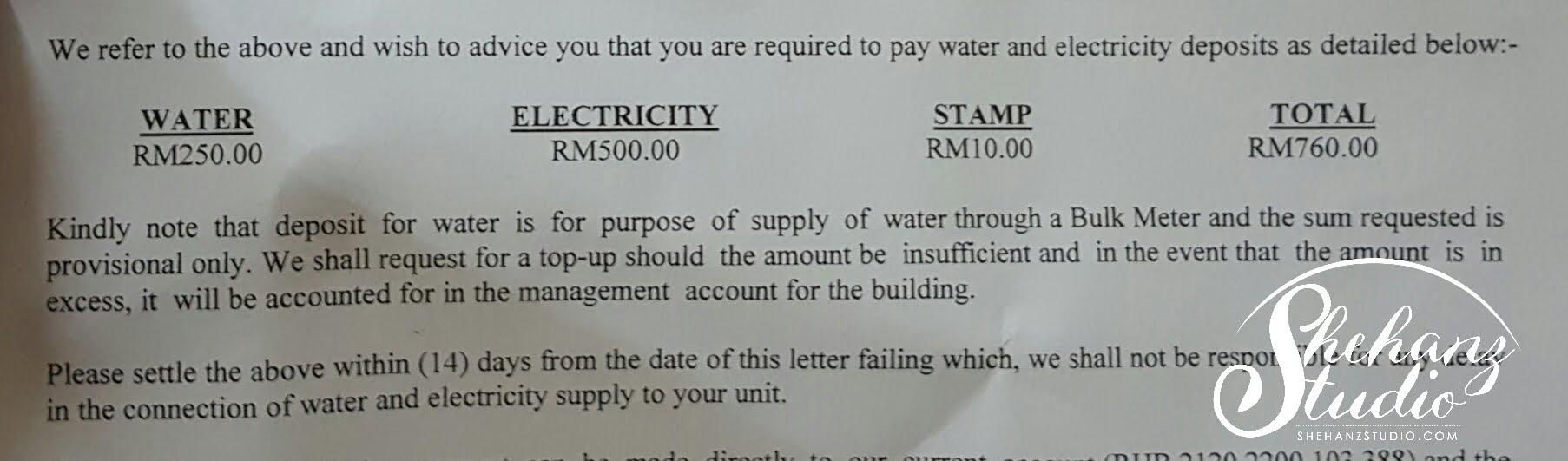 bayar-deposit-air-elektrik-rumah-idaman