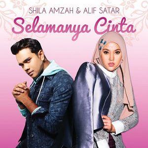 Shila-Amzah-Alif-Satar-Selamanya-Cinta