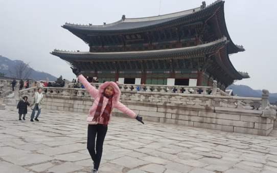 KOREA TRIP (DAY 4 & 5) | GYEONGBOKGUNG PALACE, LOVE LOCKS N SEOUL TOWER, NAMDAEMUN MARKET, MYEONG-DONG
