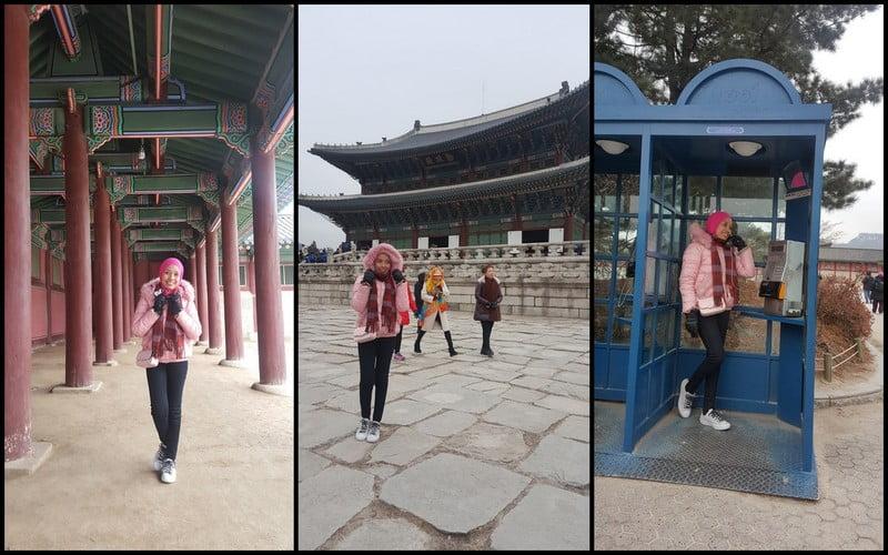 KOREA TRIP GYEONGBOKGUNG PALACE, LOVE LOCKS N SEOUL TOWER, NAMDAEMUN MARKET, MYEONG-DONG (528)