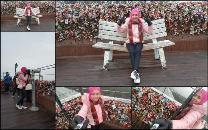 KOREA TRIP GYEONGBOKGUNG PALACE, LOVE LOCKS N SEOUL TOWER, NAMDAEMUN MARKET, MYEONG-DONG (533)