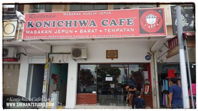 RESTORAN MAKANAN JEPUN HALAL DI BANGI - KONICHIWA CAFE (16)