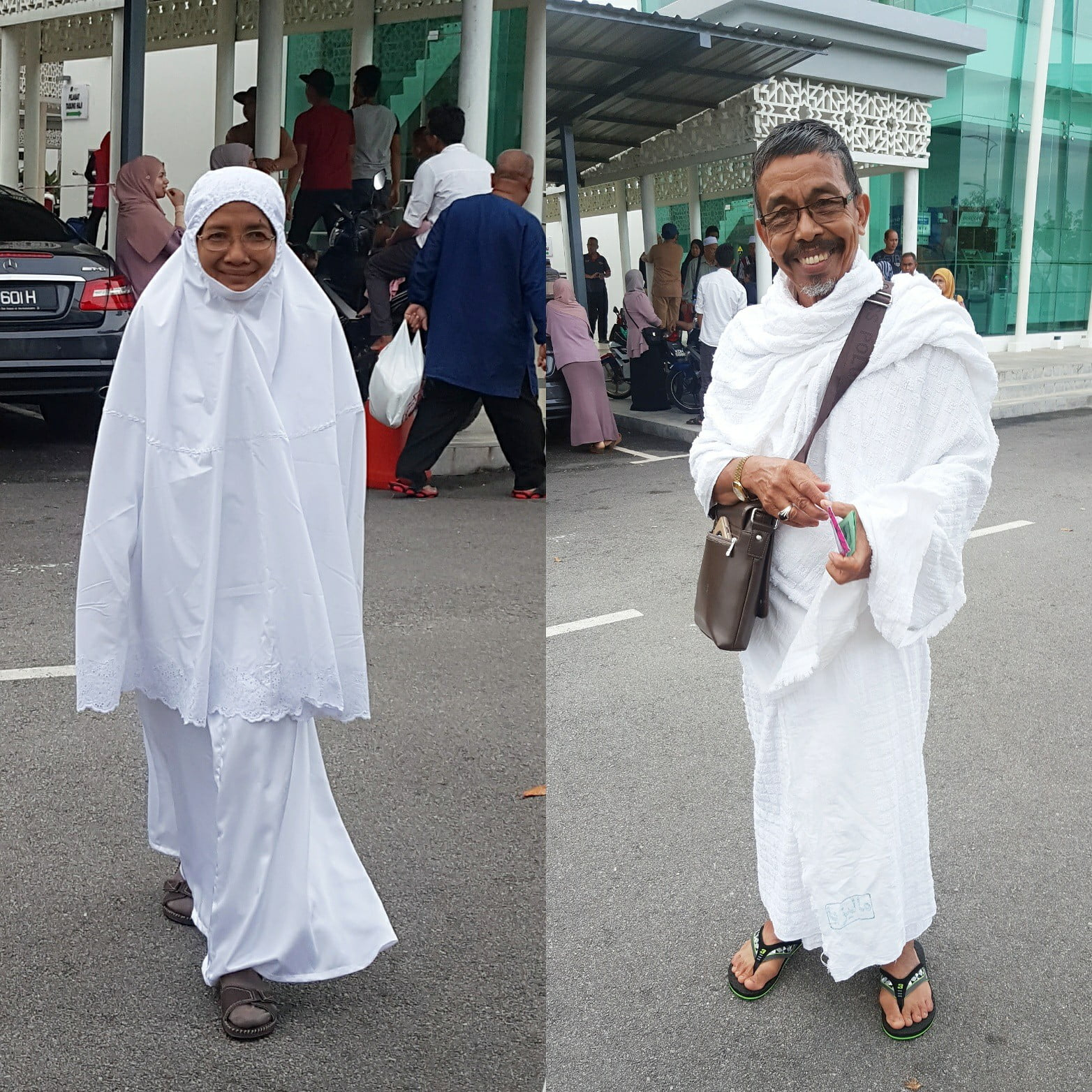 Cosmoderm Set Umrah & Haji 2