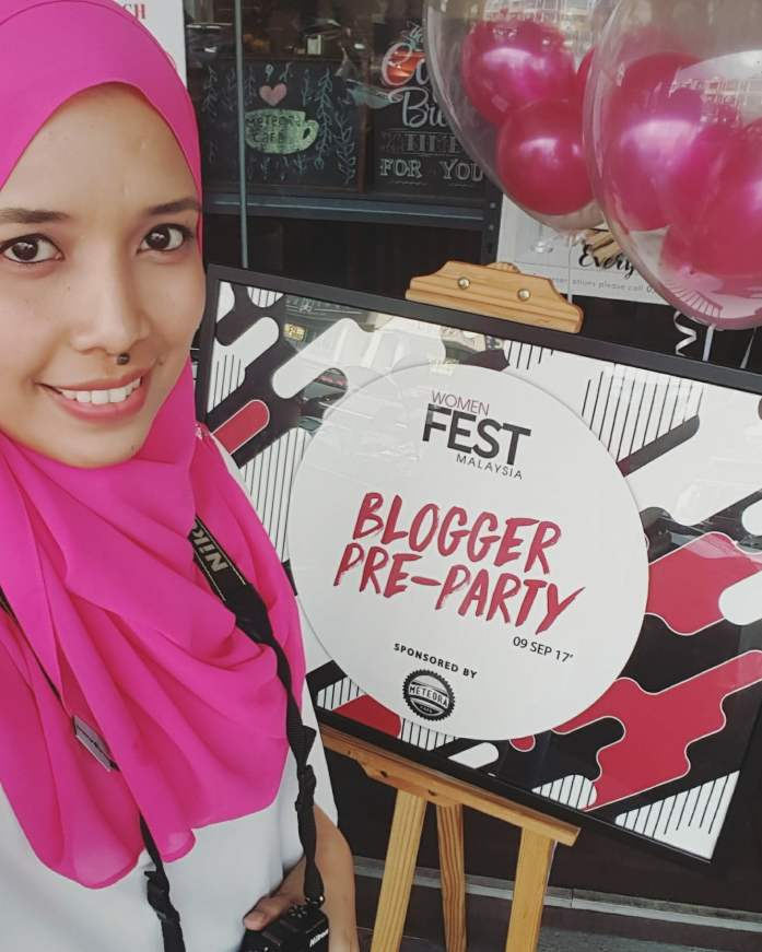 BLOGGER PRE PARTY FOR WOMEN FEST MALAYSIA 2017 (WFM 2017) (15)