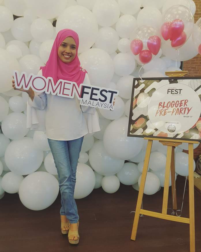BLOGGER PRE PARTY FOR WOMEN FEST MALAYSIA 2017 (WFM 2017) (18)
