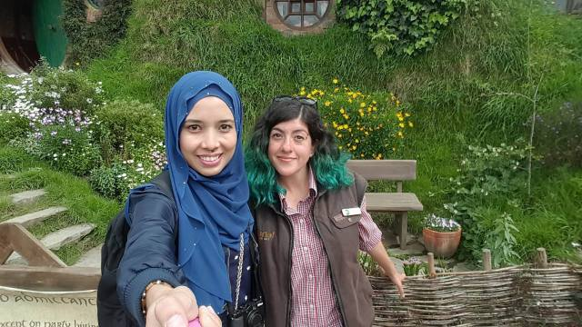 KEMBARA KBBA9 COSMODERM - IKHLAS TOURS KE NEW ZEALAND HOBBITON MOVIE SET, MATAMATA (12)