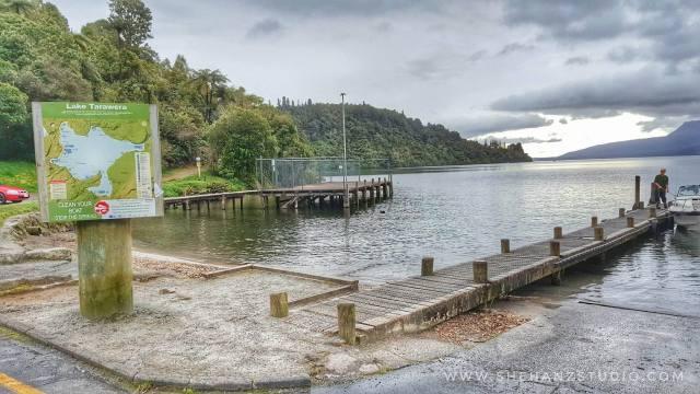 KEMBARA #KBBA9 COSMODERM - IKHLAS TOURS KE NEW ZEALAND BLUE LAKE, TARAWERA, AGRODOME AT ROTORUA (SPRING TIME) (PART 5) (11)