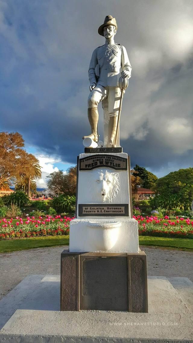 KEMBARA #KBBA9 COSMODERM - IKHLAS TOURS KE NEW ZEALAND TEMPAT MENARIK DI ROTORUA (SPRING TIME) (PART 4) (13)