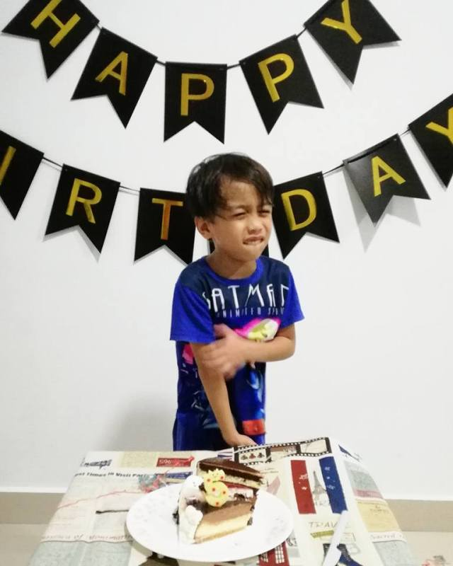 HAPPY 5TH BIRTHDAY ARIQ EMIR NEW JOURNEY (2)