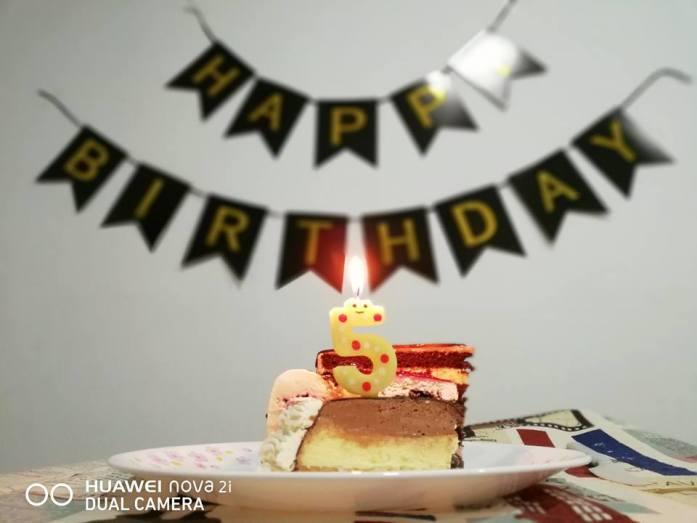 HAPPY 5TH BIRTHDAY ARIQ EMIR NEW JOURNEY (5)