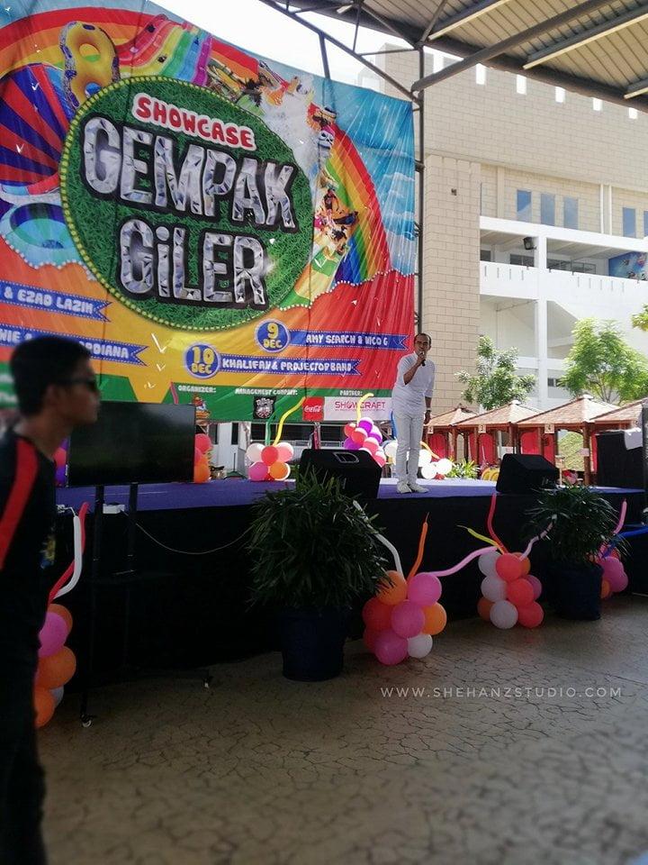 GEMPAK GILER BANGI WONDERLAND KEMBARA KBBA9 - SAMBIL MANDI, SAMBIL BERHIBUR DENGAN ARTIS! (9)