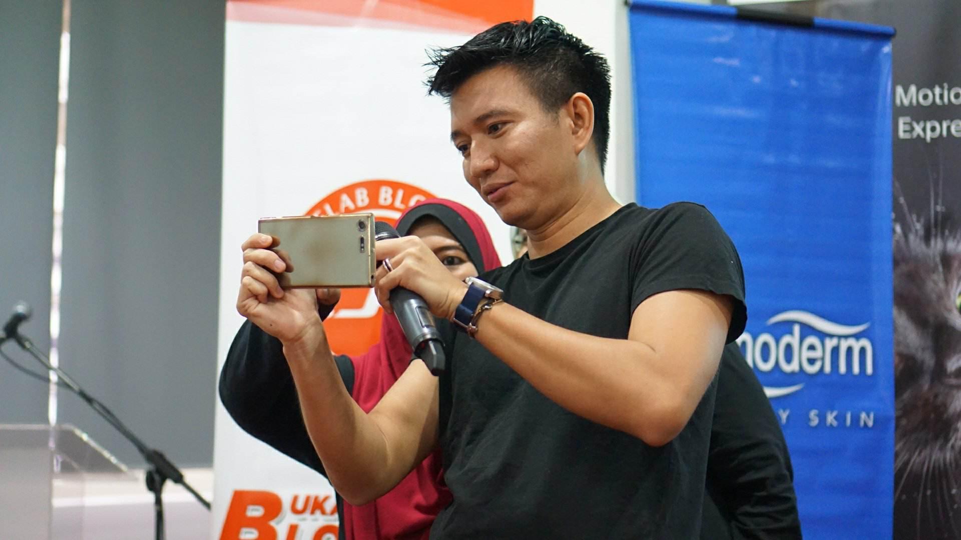 BELAJAR MANUAL MODE GUNA SMARTPHONE!! BENGKEL FOTOFON KELAB BLOGGER BEN ASHAARI (74)
