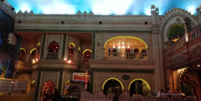 HARI KEDUA DI DELHI LAWAT MASJID JAMA & KINGDOM OF DREAMS (EPISODE 3) (125)