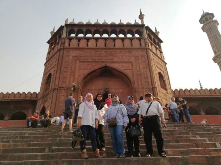 HARI KEDUA DI DELHI LAWAT MASJID JAMA & KINGDOM OF DREAMS (EPISODE 3) (57)