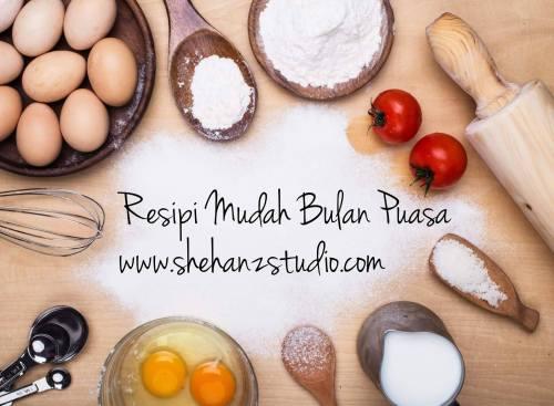 RESIPI-MUDAH-BULAN-PUASA-MENU-BERBUKA-PUASA