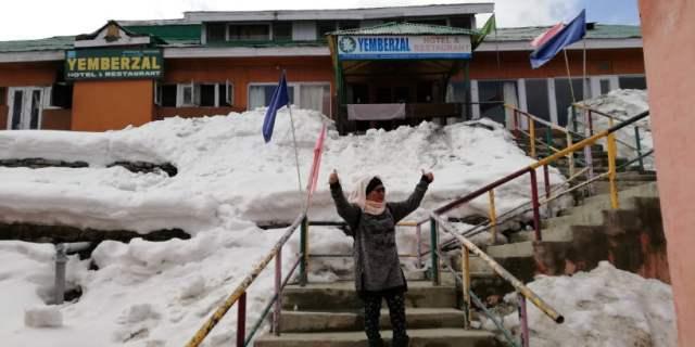 KASHMIR TRIP - TEAM KEMBARAQASEHZYPHYTO TRIP KE GULMARG (140)