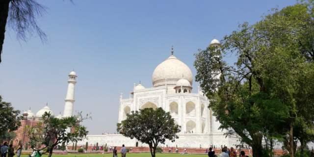 TRIP INDIA CANTIKNYA TAJ MAHAL (338)