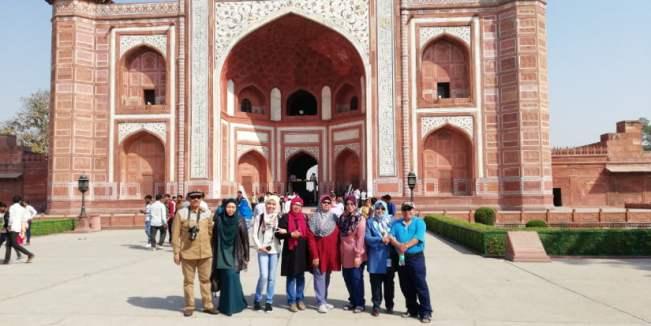 TRIP INDIA CANTIKNYA TAJ MAHAL (330)