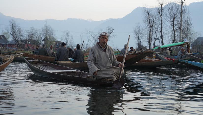 TRIP INDIA - MATAHARI TERBIT DI KASHMIR & PERJALANAN KE AGRA, DELHI (EPISODE 6) (21)