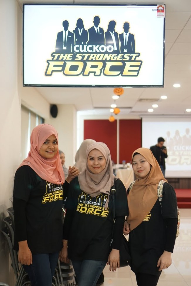 CUCKOO THE STRONGEST FORCE 2018 (24)