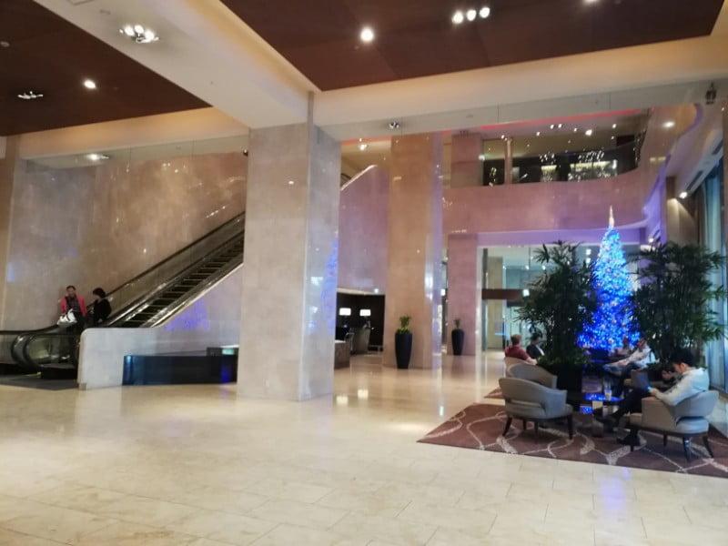 SHERATON MIYAKO HOTEL OSAKA HOTEL PENGINAPAN STRATEGIK DI OSAKA - PART2 KEMBARA #KBBA9 COSMODERM - J HORIZONS KE JEPUN (230)