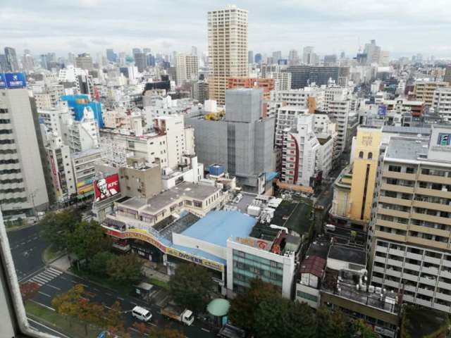 SHERATON MIYAKO HOTEL OSAKA HOTEL PENGINAPAN STRATEGIK DI OSAKA - PART2 KEMBARA #KBBA9 COSMODERM - J HORIZONS KE JEPUN (6)