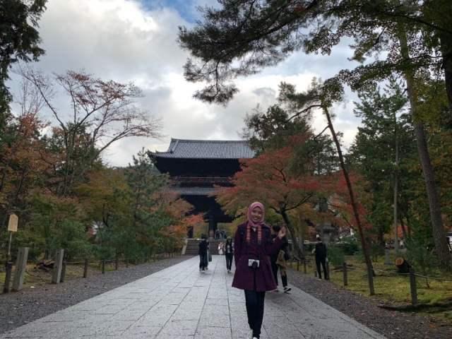 THE WESTIN MIYAKO KYOTO JATUH CINTA DENGAN KYOTO – PART 4 KEMBARA #KBBA9 (197)