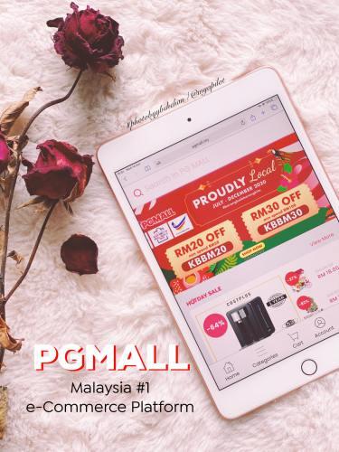 PG MALL - KENAPA ANDA PERLU ONLINE SHOPPING DI PG MALL SEKARANG!