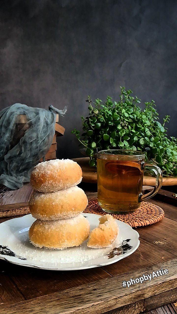 Resepi Donut Gebu Viral