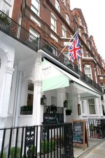 Hotel Indigo Kensington & Dining Theo