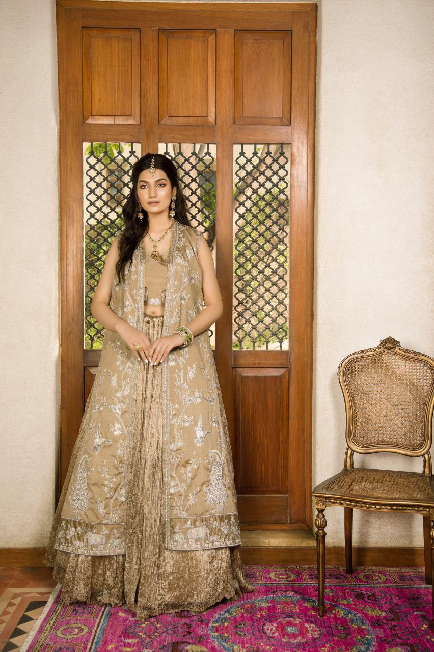 shk-846-Latest Pakistani Bridal Wear 2021