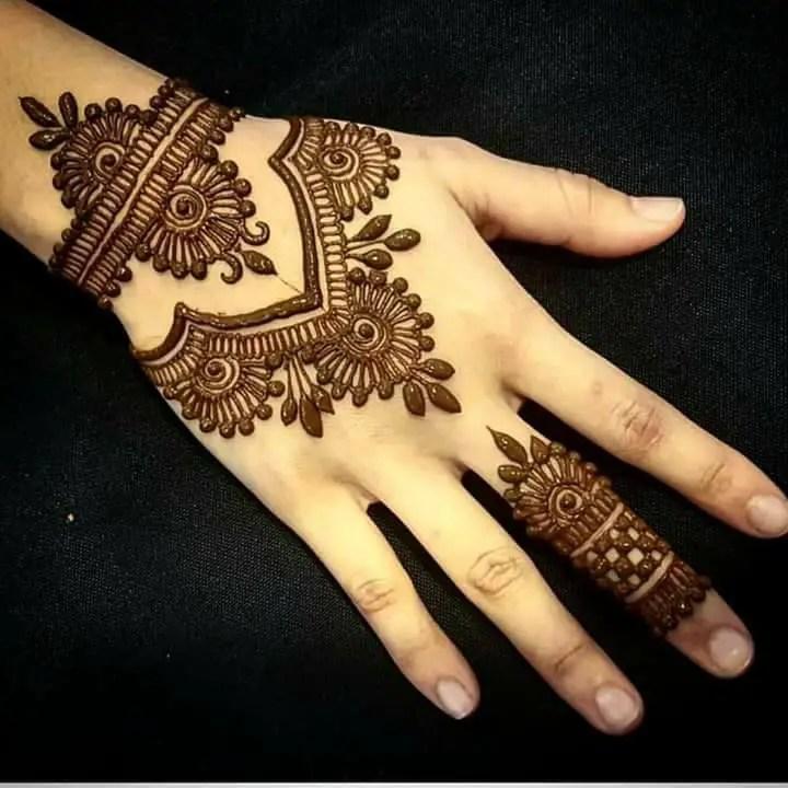 35 Latest Hd Images Of Mehndi Designs Sheideas