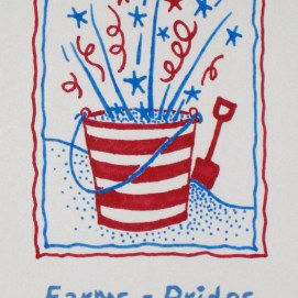 Logo for Farms-Prides Fourth of July Celebration, Beverly, MA
