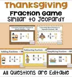 Thanksgiving Activities for Upper Elementary Math - Sheila Cantonwine [ 1024 x 1024 Pixel ]