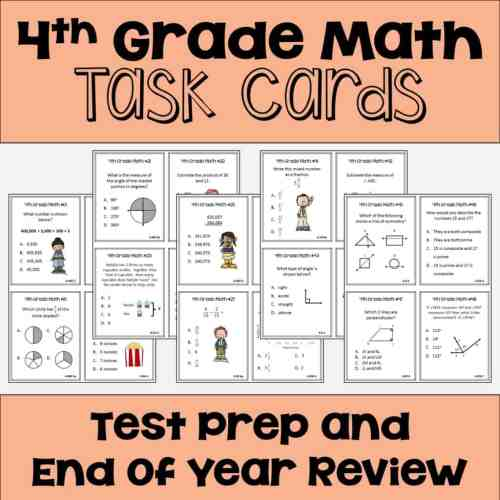 small resolution of 4 Fun Ways to Test Prep for 4th Grade Math - Sheila Cantonwine