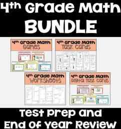 4 Fun Ways to Test Prep for 4th Grade Math - Sheila Cantonwine [ 1024 x 1024 Pixel ]