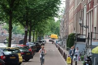 Street scene   Amsterdam