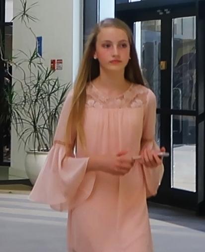 """DC Fashion Week 2019 """"Grace"""""""