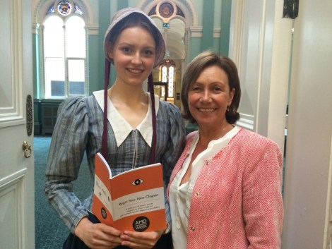 AMD Awareness Week and Jane Eyre